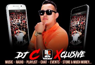 DJ C XCLUSIVE